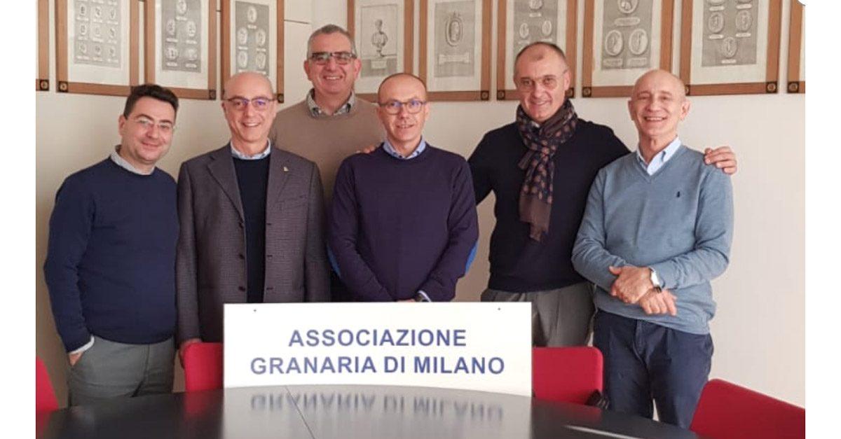Antim ospite alla Granaria di Milano