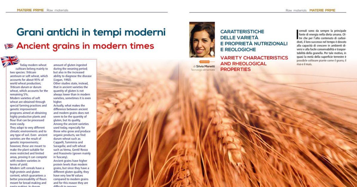 Grani antichi vs grani moderni molini d'italia